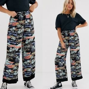BOGO!! Free People blue Lagoon Intimately pants xs